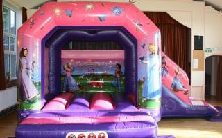 Princess Bounce n' Slide