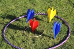 Giant Garden Darts Hire