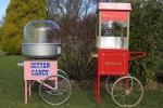 Popcorn & Candyfloss Machines