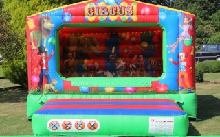 Circus Box Bouncer