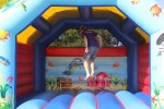 Oceans Adult Bouncy Castle