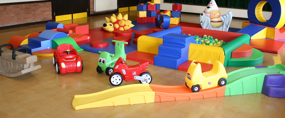 Quality Soft Play in Evesham and The Vale