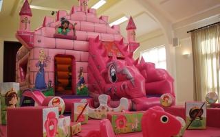 Fairytale Bounce n' Slide Package